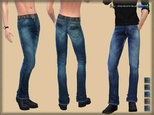 Jeans & Strap by bukovka