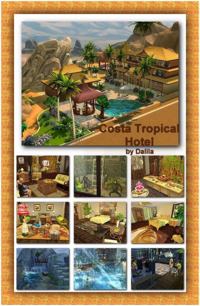 Costa Tropical Hotel by Dalila