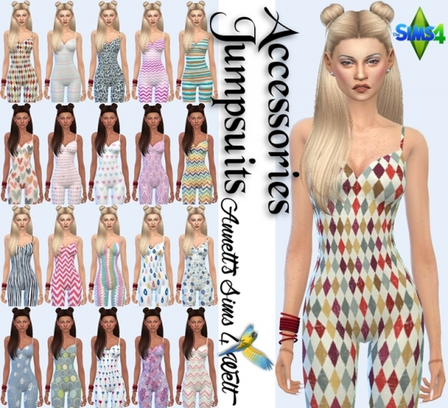 Accessories Jumpsuits by annett85