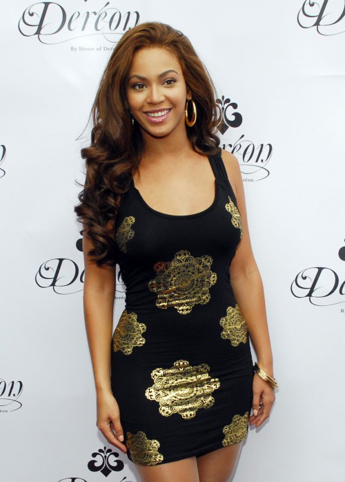 Dress Beyonce by Anarchy-Cat