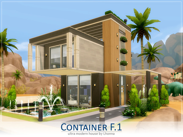 Container F.1 by Lhonna