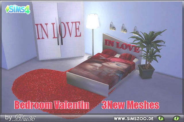 Bedroom Valentine by Blue36
