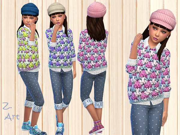 Knit Combi by Zuckerschnute20