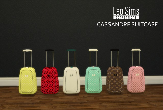 DECO SUITCASES 2 by leo-sims