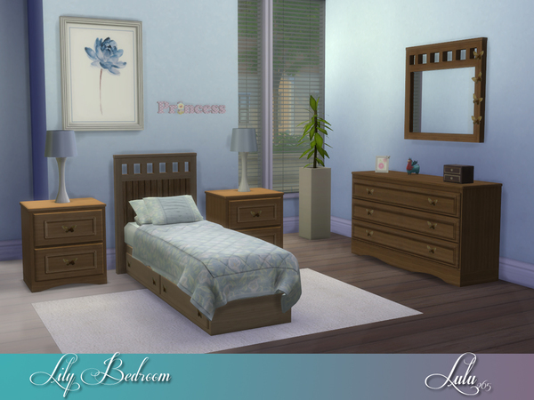 Lily Bedroom by Lulu265