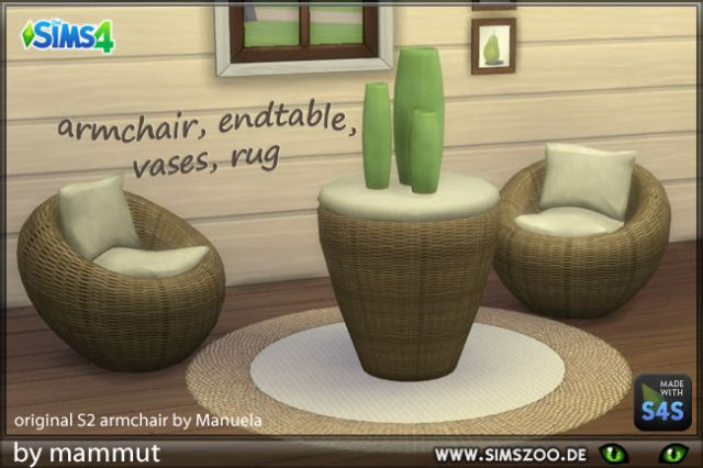 Rattanset by mammut