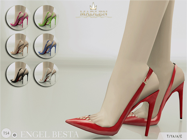 Madlen Engel Besta Shoes by MJ95