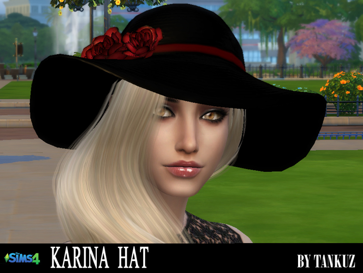 Karina Hat by Tankuz