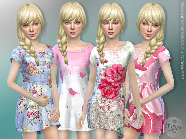 Designer Dresses Collection P22 by lillka