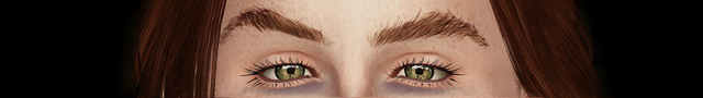 Eyebrows Bushy N01 by Verakasthethird