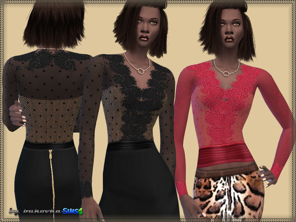 Top & Neckline by bukovka