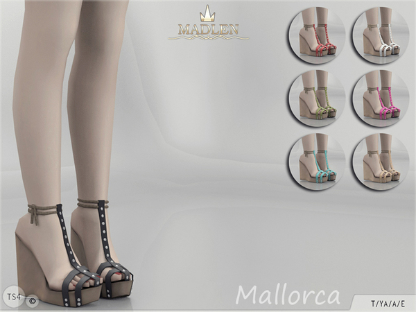 Madlen Mallorca Shoes by MJ95
