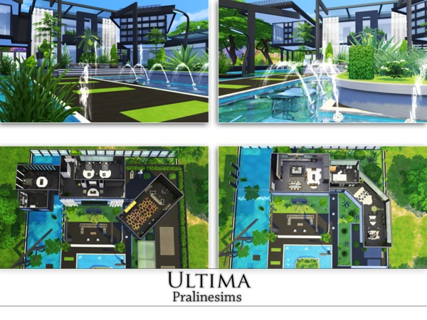 Ultima by Pralinesims