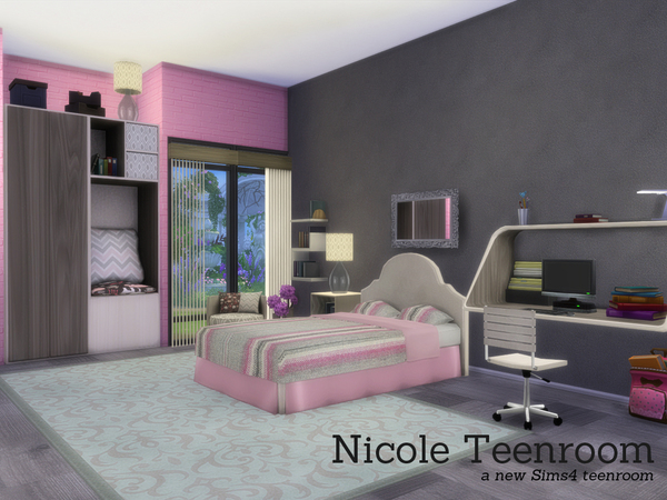 Nicole Teenroom by Angela