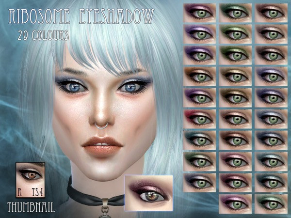 Ribosome eyeshadow by RemusSirion