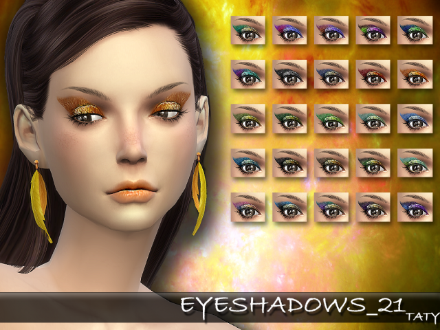 Eyeshadow 21 by tatygagg