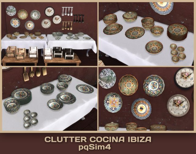 Clutter Cocina Ibiza by pqsim4