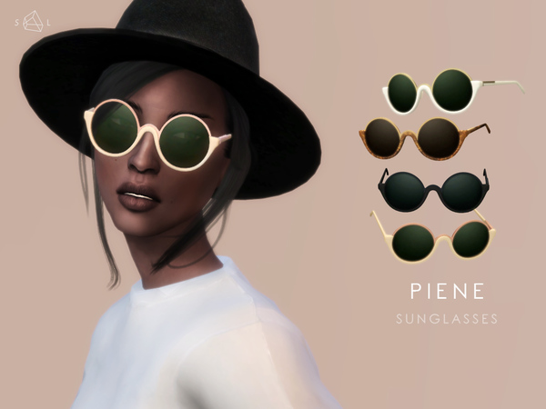 Sunglasses - PIENE by starlord