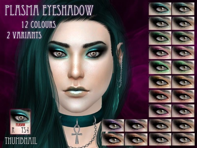Plasma eyeshadow by RemusSirion