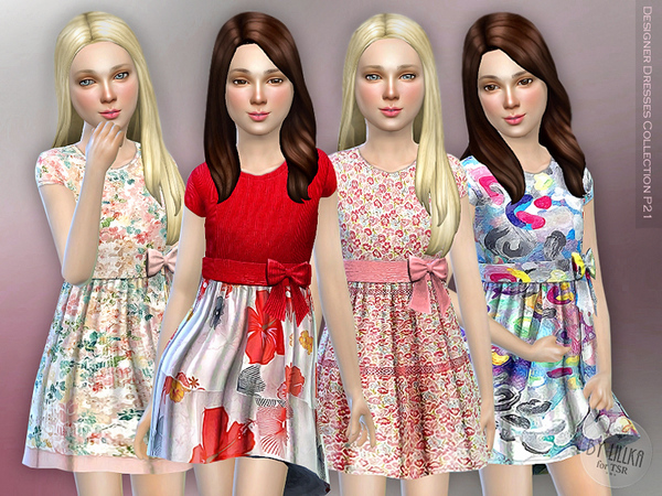 Designer Dresses Collection P21 by lillka