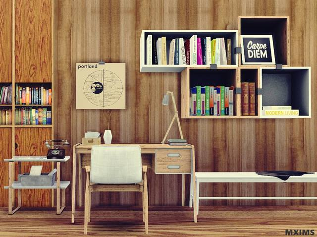 Prismo Office Set by MXIMS