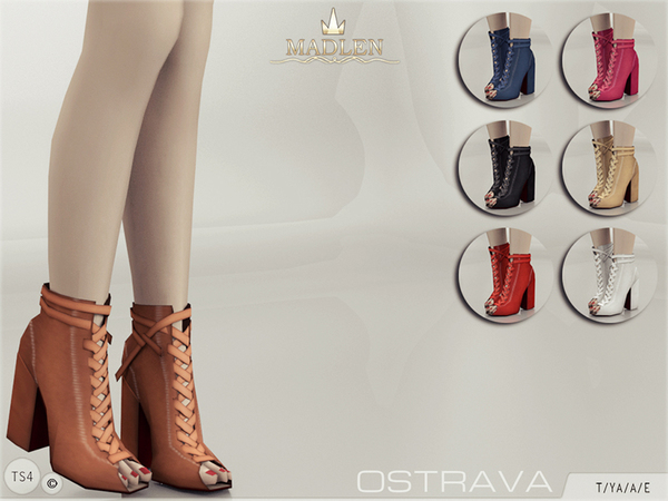 Madlen Ostrava Shoes by MJ95