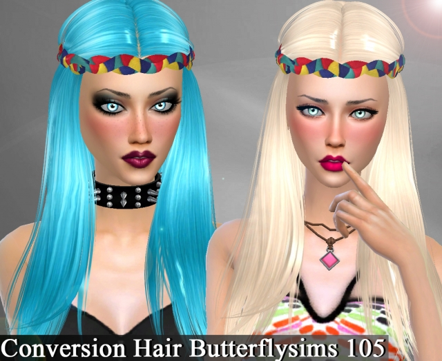 ButterflySims 105 by Genius666