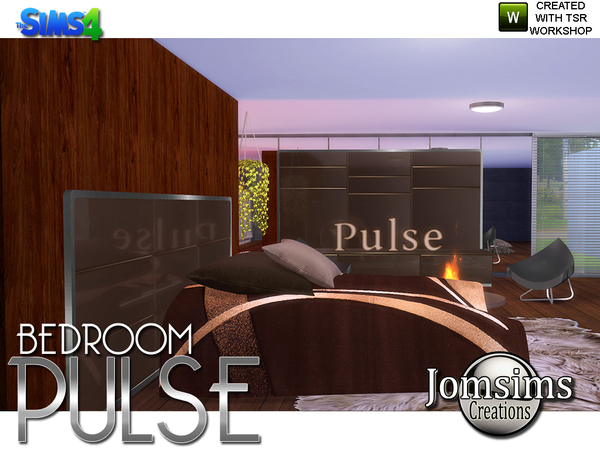 Pulse Bedroom by jomsims