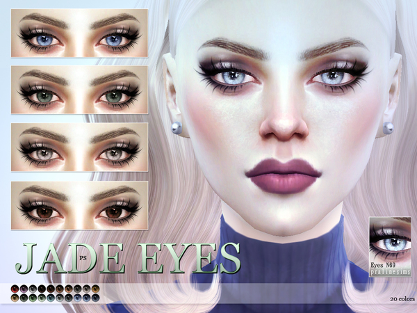 Jade Eyes N69 by Pralinesims