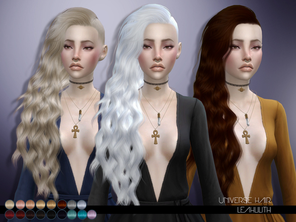 LeahLillith Universe Hair by Leah Lillith