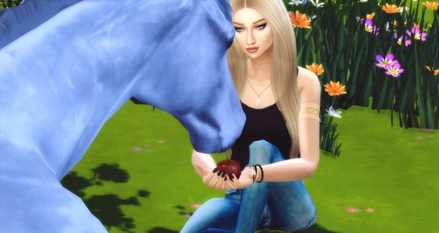 Horse Lover by dreacia
