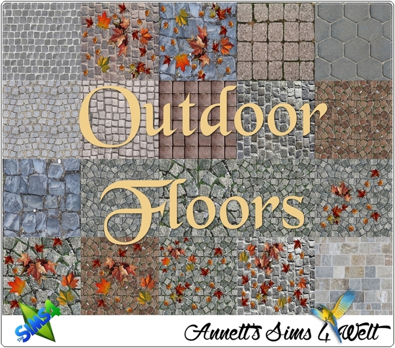 Outdoor Floors by Annett85