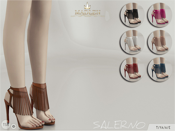 Madlen Salerno Shoes by MJ95