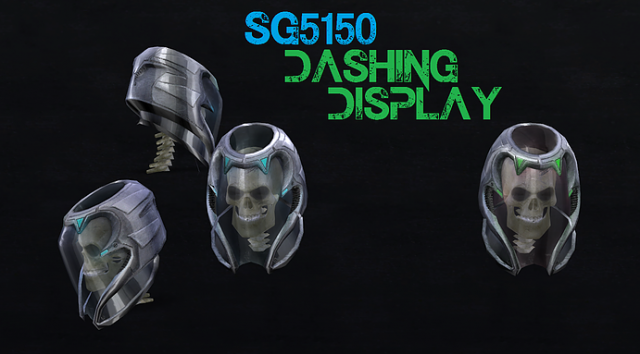 Dashing Display 3dregenerator Design Mesh Edit / Recolors by sg5150