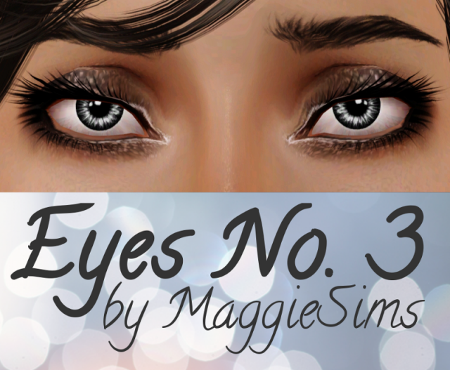 Eyes No 3 by MaggieSims