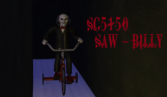 SAW Billy steve45 Design Mesh Edit by sg5150