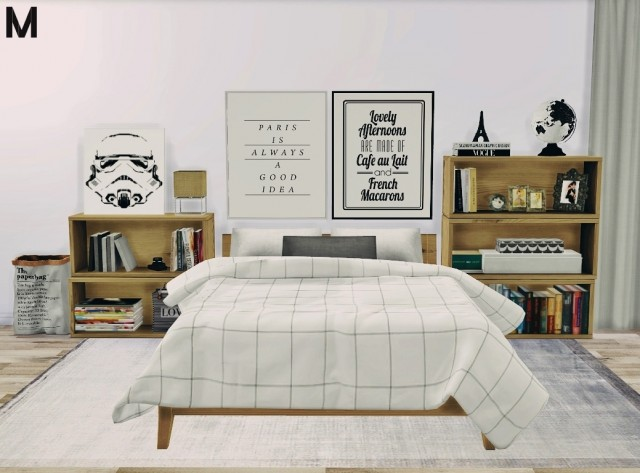 Bedroom #5 by Mxims