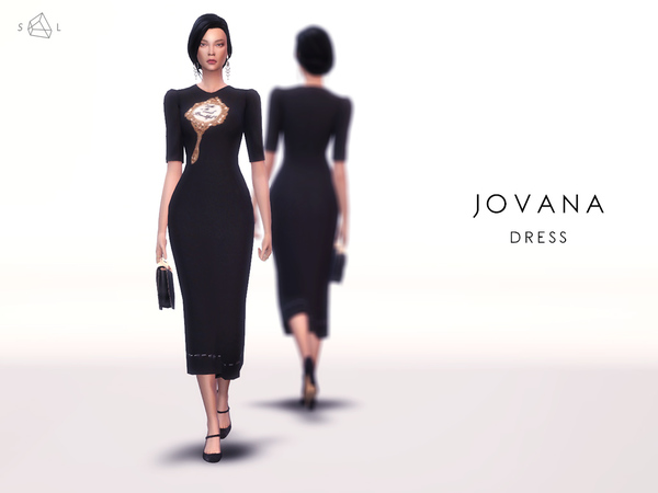 Dress - JOVANA by starlord