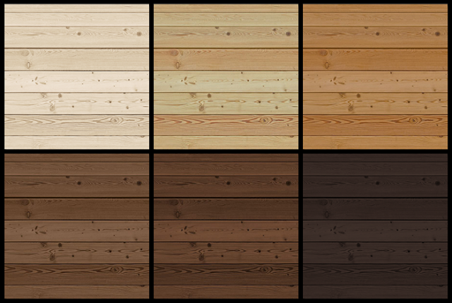 Rustic Wood Floor Boards by 13Pumpkin