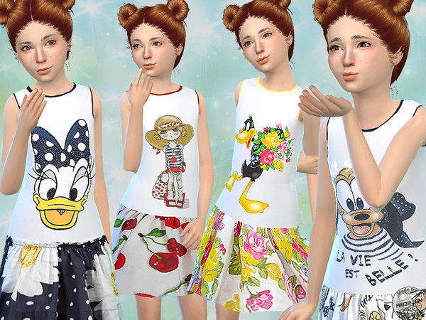Cute Summer Dresses by Fritzie.Lein