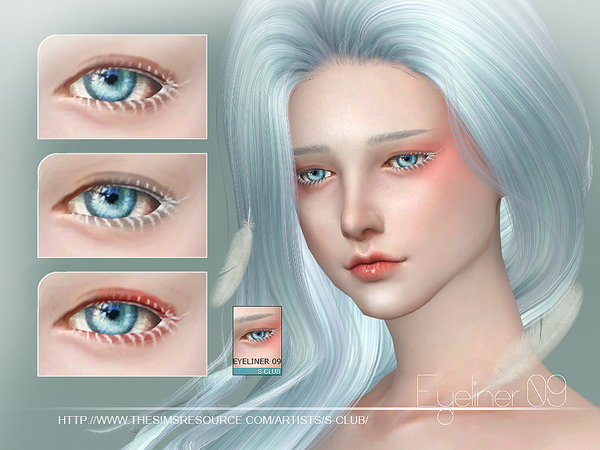 S-Club WM ts4 eyeliner 09