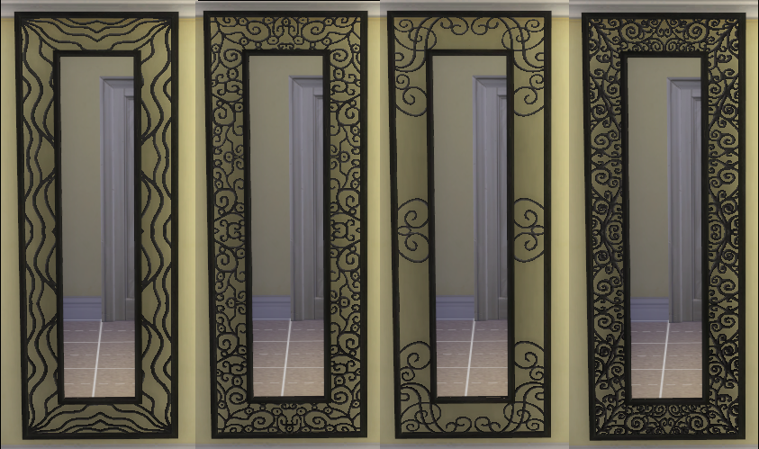 TS2 Mirrors Conversion by Hinayuna