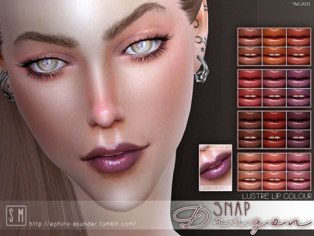 [ Snapdragon ] - Lustre Lipcolour by Screaming Mustard