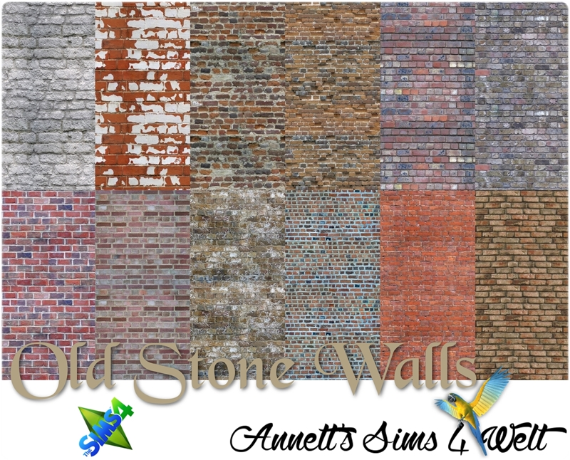 Old Stone Wallpaper by Annett85