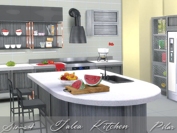 Talea kitchen by Pilar