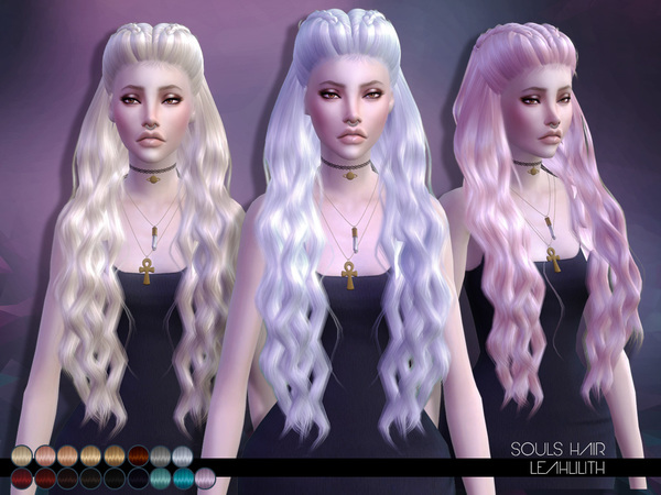 LeahLillith Souls Hair by Leah Lillith