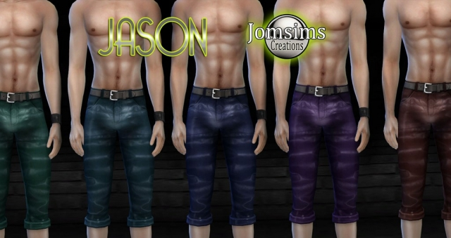 Jason set by JomSims