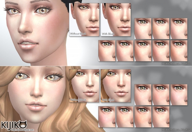 Makeup_Blush-pack by Kijiko