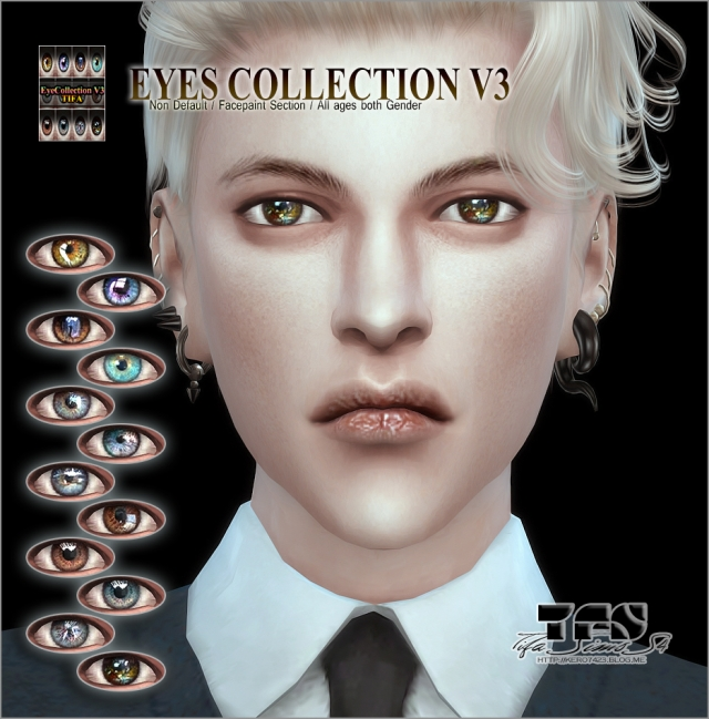 S4 Eyes Collection V3 ND by Tifa