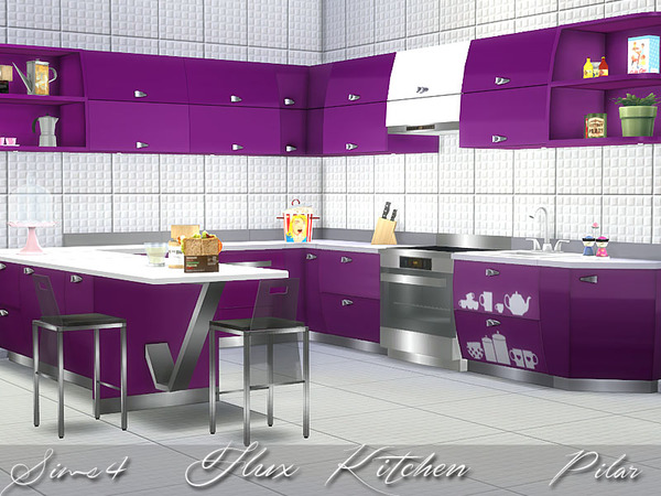 Flux Kitchen by Pilar